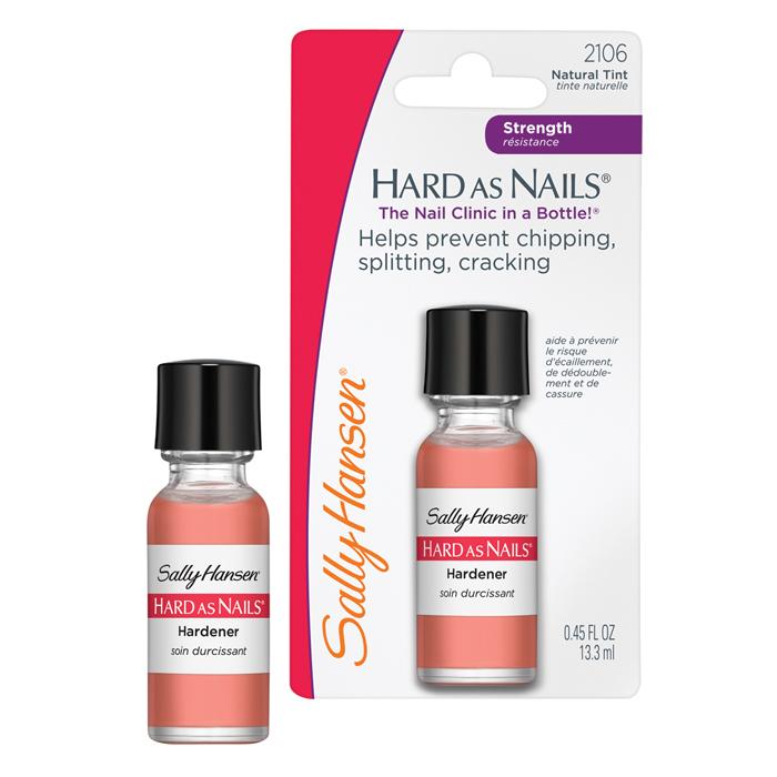 Sally Hansen Средство для укрепления ногтей, тон: Natural Tint, 13,3 мл