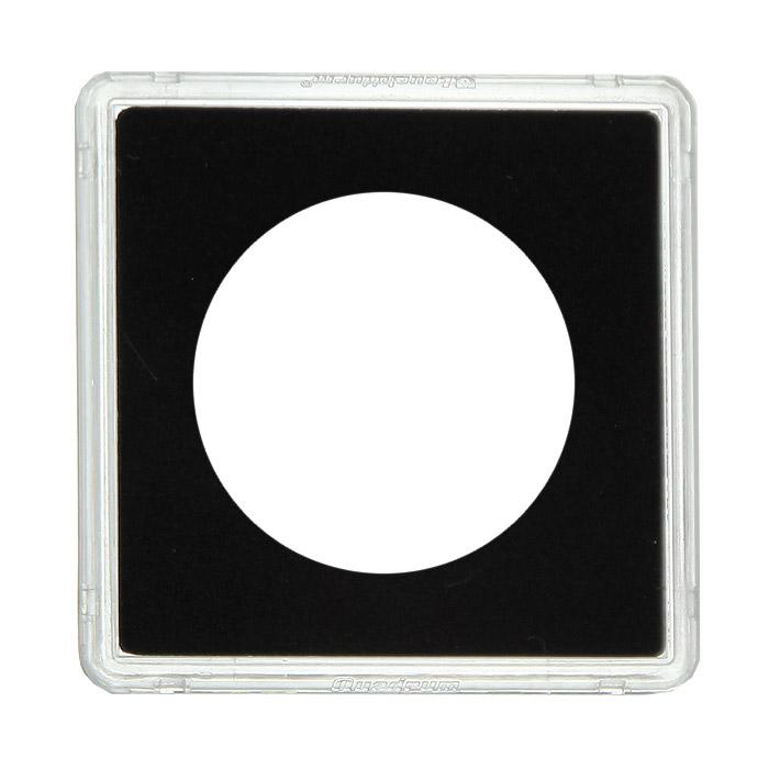 Капсулы для монет Leuchtturm Quadrum, диаметр 29 мм, 10 шт963864 (320749)Благодаря капсулам Quadrum вы сможете разместить почти всю коллекцию в одной системе. Они обеспечивают оптимальную защиту каждой монеты. Капсулы, устойчивые к царапанию, выполнены из прозрачного пластика, а вкладыш, точно подходящий по размеру для всех ходовых монет, из микропенопласта. Плотно закрываются и в то же время легко открываются.