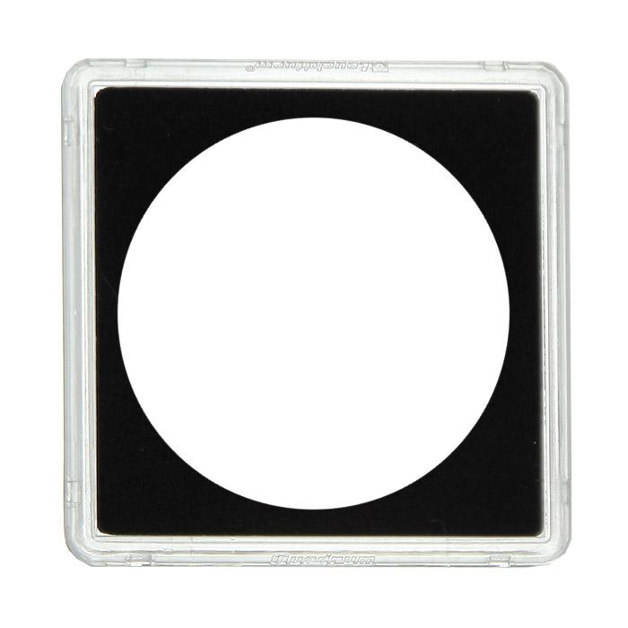 Капсулы для монет Leuchtturm Quadrum, диаметр 37 мм, 10 шт330823Благодаря капсулам Quadrum вы сможете разместить почти всю коллекцию в одной системе. Они обеспечивают оптимальную защиту каждой монеты. Капсулы, устойчивые к царапанию, выполнены из прозрачного пластика, а вкладыш, точно подходящий по размеру для всех ходовых монет, из микропенопласта. Плотно закрываются и в то же время легко открываются.