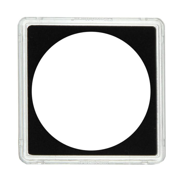 Капсулы для монет Leuchtturm Quadrum, диаметр 38 мм, 10 шт330704Благодаря капсулам Quadrum вы сможете разместить почти всю коллекцию в одной системе. Они обеспечивают оптимальную защиту каждой монеты. Капсулы, устойчивые к царапанию, выполнены из прозрачного пластика, а вкладыш, точно подходящий по размеру для всех ходовых монет, из микропенопласта. Плотно закрываются и в то же время легко открываются.