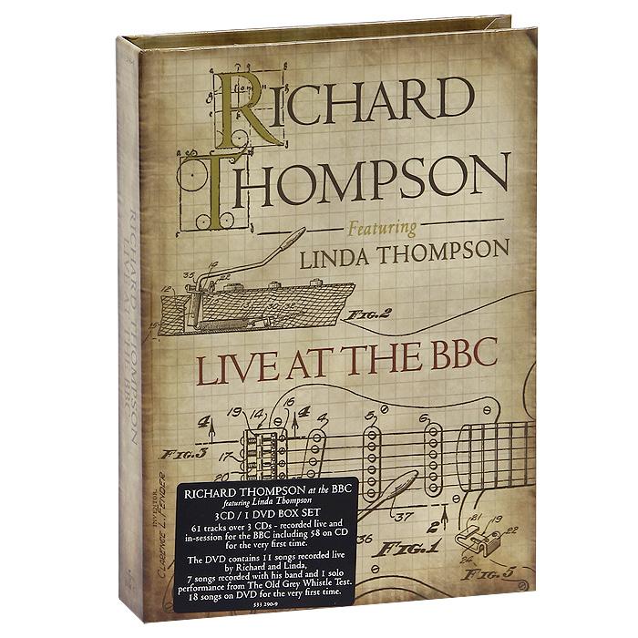 Подарочное издание упаковано в картонный DigiPack размером 14 см х 20 см с 40-страничным буклетом-книгой, закрепленным в середине упаковки. Буклет содержит редкие фотографии и дополнительную информацию на английском языке.