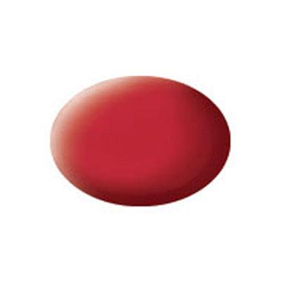 Revell Аква-краска матовая цвет карминный