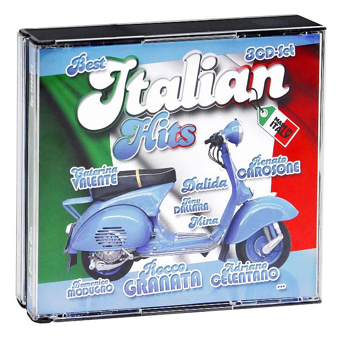 Best Italian Hits (3 CD)