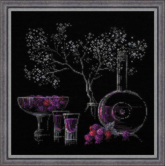 Набор для вышивания Натюрморт с ликером, 30 х 30 см1276Красивый и стильный рисунок-вышивка, выполненный на канве, выглядит оригинально и всегда модно. В наборе для вышивания Натюрморт с ликером есть все необходимое для создания собственного чуда: канва, специальные нити, игла и схема рисунка. Работа, сделанная своими руками, создаст особый уют и атмосферу в доме и долгие годы будет радовать вас и ваших близких. Ведь вы выполните вышивку с любовью!