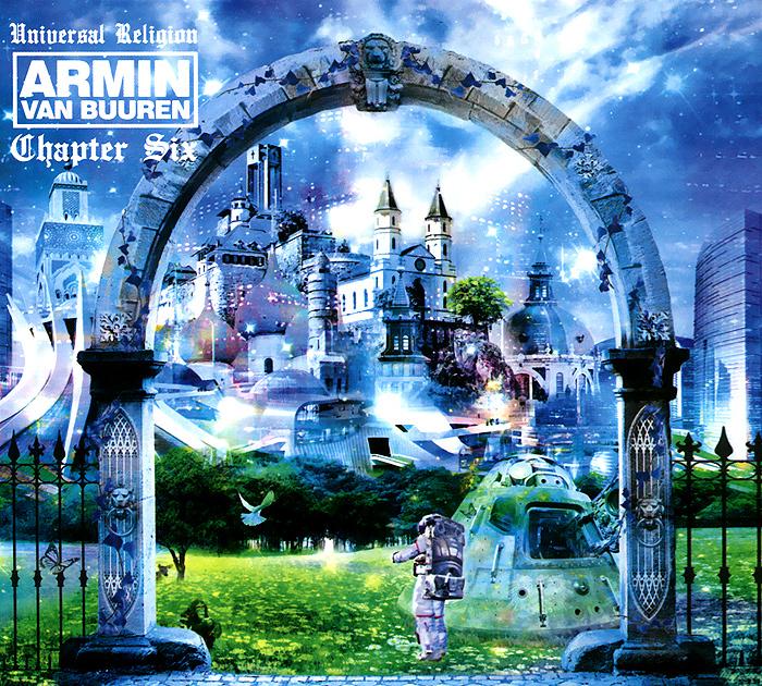 Armin Van Buuren. Universal Religion. Chapter Six (2 CD) 2012 2 Audio CD