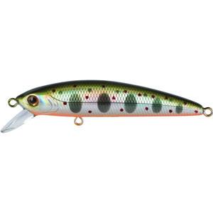 Воблер Minnow 60SP, длина 6 см, вес 4 г. 050050Воблер Minnow 60SP - это классическая приманка для ловли самой разнообразной рыбы. Обладает отменной реалистичной игрой при равномерной проводке и очень соблазнительно движется при твичинге. Воблер устойчиво работает на течении, что расширяет возможности применения этой приманки. Система дальнего заброса позволяет добиться хорошей дальности, несмотря на небольшой вес.