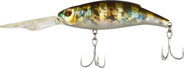 Воблер Tsuribito Deep Shaker 100F, № 007, длина 10 см, вес 31 г. 2889728897Deep Shaker 100F - плавающий воблер для троллинговой ловли. Кроме довольно привлекательной игры воблера, благодаря шарикам внутри, приманка обладает акустическим воздействием на рыбу.