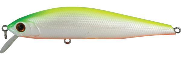 Воблер Tsuribito Hard Minnow, длина 9,5 см, вес 11,2 г. 95F/03895F/038Воблер Tsuribito Hard Minnow изготовлен с применением самых современных технологий. Лопасть изготовлена из тонкого, но очень прочного стеклопластика. Это делает воблер более стойким к ударам о камни, а также способствует более активной игре, даже при очень медленной проводке. Система дальнего заброса позволяет охватить более широкий участок водоема. Все эти качества делают данный воблер очень эффективным для ловли крупного хищника.