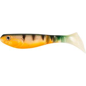 Риппер Trout Pro Beast, длина 8,5 см, 10 шт. 3520635206Риппер предназначен для джиговой ловли хищной рыбы: окуня, судака, щуки. Специальная пластина на тонком основании делает приманку более гибкой и подвижной, что придает ей усиленные колебательные движения. Характеристики: Длина: 8,5 см. Цвет тела: 142 (огненный окунь). Материал: эластичный полимер. Размер упаковки: 16,8 см х 14,4 см х 0,9 см. Артикул: 35206.