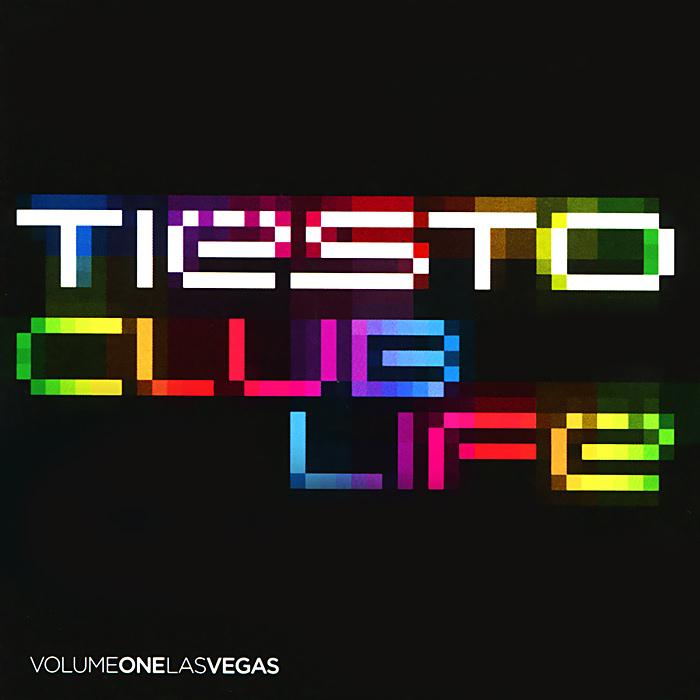 Tiesto. Club Life. Volume One. Las Vegas 2013 Audio CD