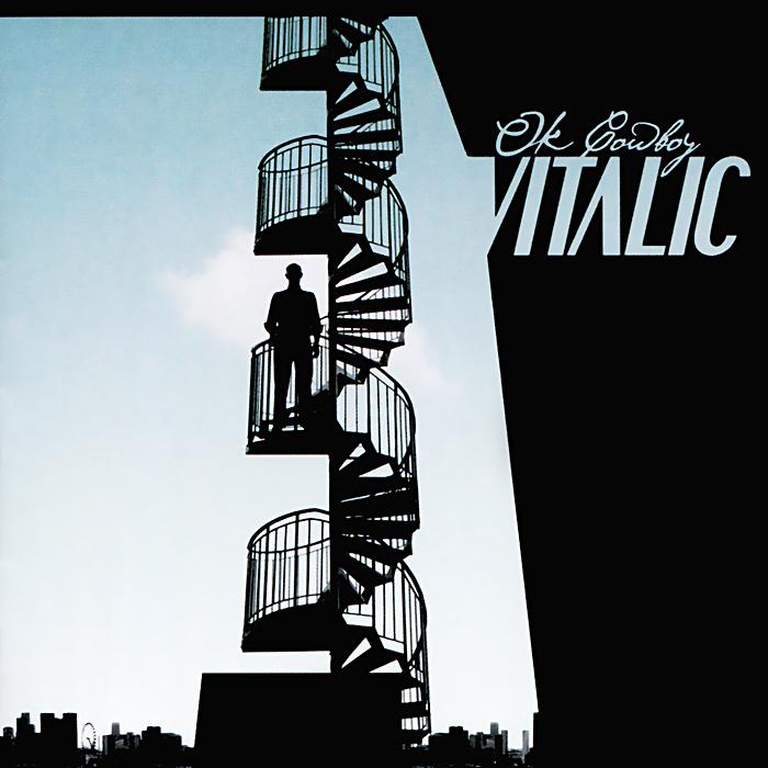 Vitalic. Ok Cowboy 2013 Audio CD