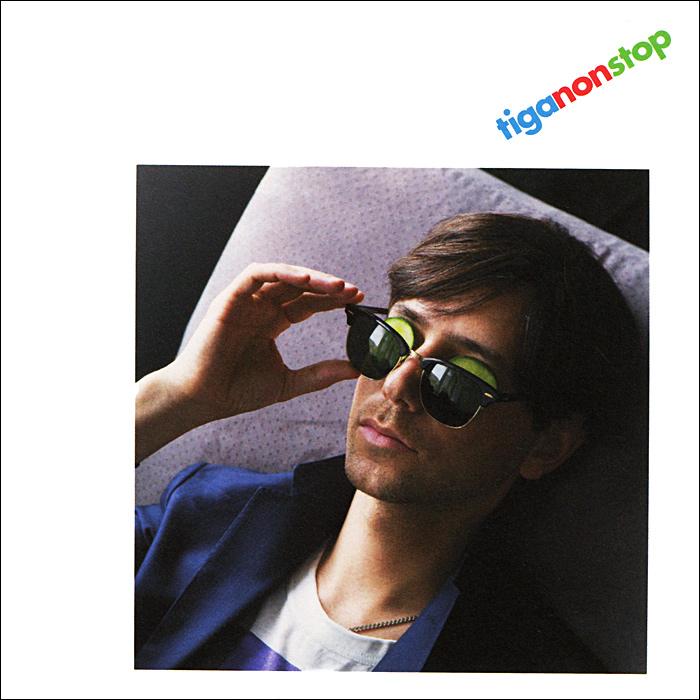 Tiga. Non Stop 2013 Audio CD