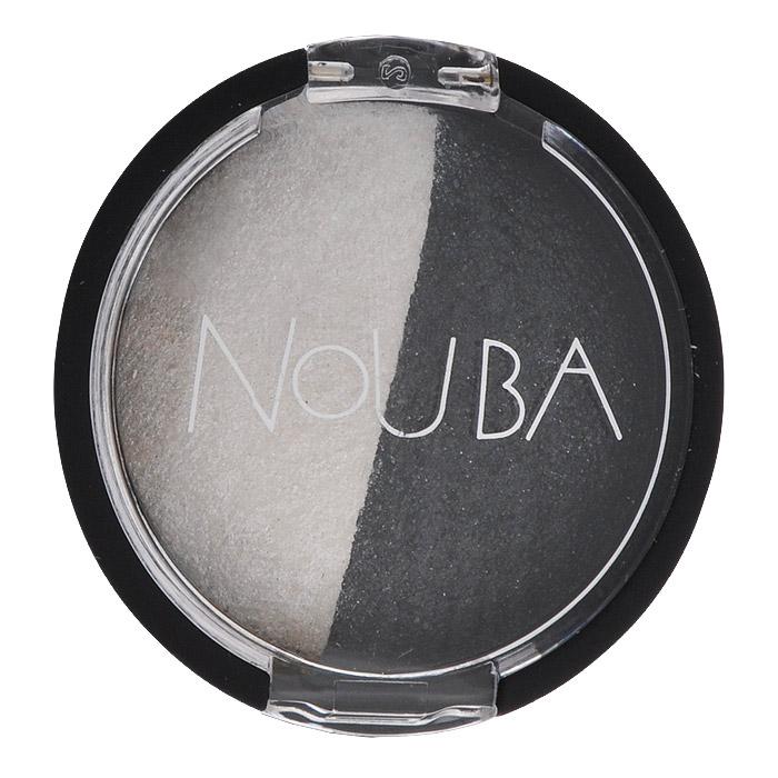 Nouba Тени для век Double Bubble, 2 цвета, тон №26, 2 гN25326Тени для век Nouba Double Bubble имеют прозрачную, как шифон, текстуру, на основе инновационной формулы без талька, с невероятной естественной насыщенностью цвета, придает взгляду особую выразительность. Входящие в состав витамин Е и масло жожоба бережно ухаживают за кожей век. Для легкого сияющего макияжа, благодаря уникальной технологии запекания, тени можно наносить невероятно-тонким слоем. Для получения яркого и насыщенного цвета используйте нанесение увлажненным аппликатором (прилагается).