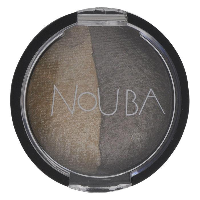 Nouba Тени для век Double Bubble, 2 цвета, тон №24, 2 гN25324Тени для век Nouba Double Bubble имеют прозрачную, как шифон, текстуру, на основе инновационной формулы без талька, с невероятной естественной насыщенностью цвета, придает взгляду особую выразительность. Входящие в состав витамин Е и масло жожоба бережно ухаживают за кожей век. Для легкого сияющего макияжа, благодаря уникальной технологии запекания, тени можно наносить невероятно-тонким слоем. Для получения яркого и насыщенного цвета используйте нанесение увлажненным аппликатором (прилагается).
