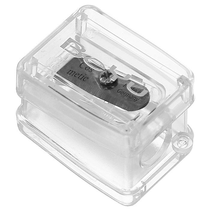 BeYu Точилка для косметических карандашей Mono Sharpener Soft Catwalk Liner33701Точилка для косметических карандашей BeYu Mono Sharpener Soft Catwalk Liner используется для универсальных карандашей для губ, глаз и бровей. Точилки BeYu - это идеальное решение для заточки всех видов карандашей. Характеристики: Размер точилки: 2,5 см х 3,2 см х 2,2 см. Диаметр отверстия: 0,8 см. Производитель: Германия. Артикул: 33701. Товар сертифицирован.