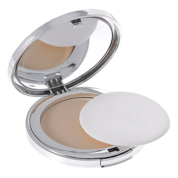 BeYu Пудра компактная Catwalk, тон №2, 9 г38262Компактная пудра Catwalk с комплексом увлажняющих компонентов фиксирует макияж и поддерживает его идеальный вид в течение всего дня. Натуральные оттенки пудры прекрасно адаптируются к цвету лица и совершенно незаметны на коже. Прекрасно матирует кожу, содержит антибактериальные и увлажняющие компоненты. Удобная упаковка с большим зеркалом и спонжем надолго поселится в вашей косметичке. Пудру BeYu можно применять в качестве антисептика в момент периодических высыпаний на лице.