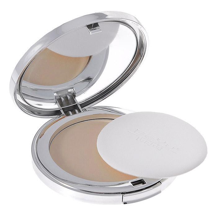BeYu Пудра компактная Catwalk, тон №4, 9 г38264Компактная пудра Catwalk с комплексом увлажняющих компонентов фиксирует макияж и поддерживает его идеальный вид в течение всего дня. Натуральные оттенки пудры прекрасно адаптируются к цвету лица и совершенно незаметны на коже. Прекрасно матирует кожу, содержит антибактериальные и увлажняющие компоненты. Удобная упаковка с большим зеркалом и спонжем надолго поселится в вашей косметичке. Пудру BeYu можно применять в качестве антисептика в момент периодических высыпаний на лице.