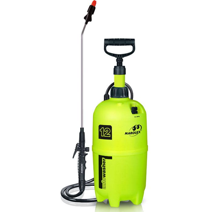 Автомойка Marolex, 12 л5904235000727Автомойка Marolex предназначена для мытья машин (кузов, шасси), прицепов и лодок, станков и двигателей, а также может служить как переносной источник воды под давлением. Ее можно использовать в различных домашних делах, таких как мытье окон и террас, опрыскивание растений.