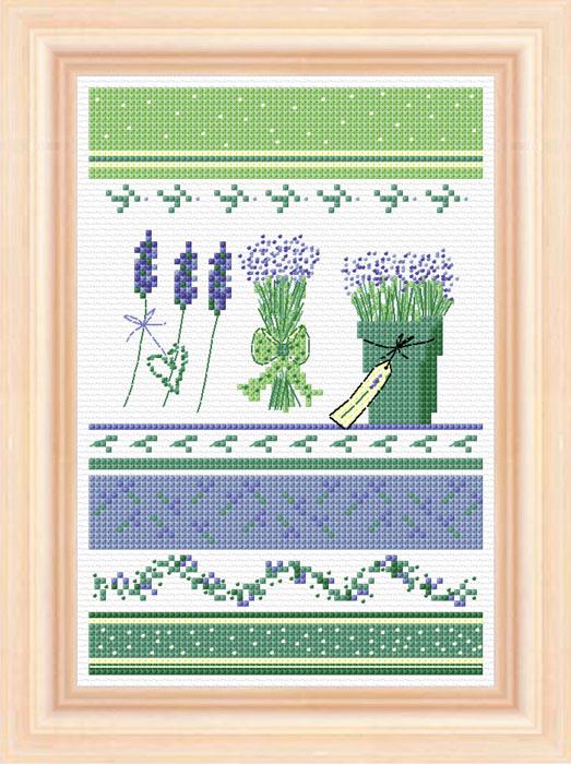 Набор для вышивания Acufactum Лаванда, 11,5 см х 19 см24012-02В наборе для вышивания Acufactum Лаванда есть все необходимое для создания собственного чуда: 12-ти ниточный лен (основа для вышивки), однониточное матовое мулине, цветная символьная схема и игла. Красивый и стильный рисунок-вышивка, выполненный на канве, выглядит оригинально и всегда модно. Благодаря такому набору вы получаете возможность вышить прекрасную картину. Наборы для вышивания Acufactum не производятся в промышленных масштабах, что говорит об их эксклюзивности. Оригинальные сюжеты Ute Menze с проработанной схемой доставят вам массу удовольствия во время творчества. А готовые работы не останутся не замеченными вашими друзьями! Acufactum - это синоним восхитительного стиля!
