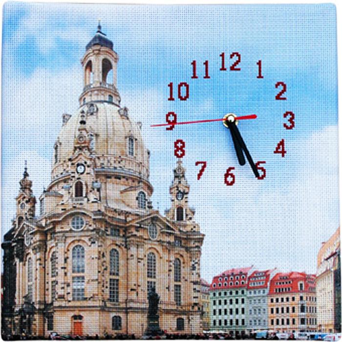 Набор для вышивания Schaefer Часы, с частичной вышивкой, 30 х 30 см. 589/3589/3В наборе для вышивания часов Schaefer есть все необходимое для создания собственного чуда: канва Aida с нанесенным рисунком, деревянный подрамник, нитки, игла, часовой механизм со стрелками, инструкция. Добавьте в свой интерьер часы собственного производства. Ваши гости будут искренне удивлены вашему мастерству. Поверьте, это будут эксклюзивные часы, так как вышить одинаково даже один и тот же набор невозможно!