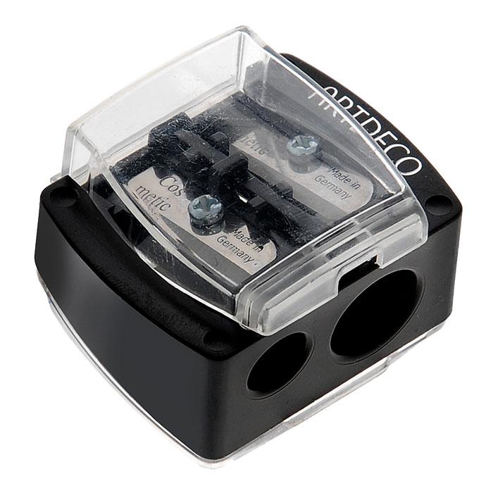 Artdeco Точилка для косметических карандашей двойная4991Двойная точилка Artdeco подходит для любых типов карандашей. Аккуратная легкая заточка позволит вам всегда держать свою косметику в идеальном состоянии.