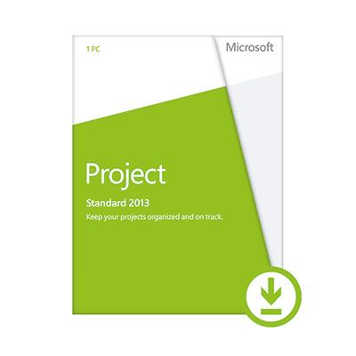 Microsoft Project Standard 2013
