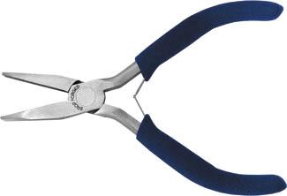 Плоскогубцы Fit, 125 мм51255Плоскогубцы Fit изготовлены из инструментальной стали. Они предназначены для захвата, зажима и удержания мелких деталей. Имеют эргономичные ручки.