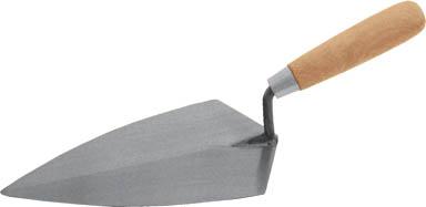 Мастерок штукатура FIT, 180 мм05048Мастерок штукатура FIT используется для размешивания и нанесения строительных растворов.