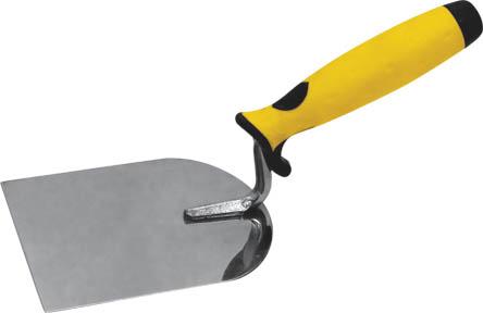 Кельма отделочная FIT, лопатка, 120 мм05083Кельма отделочная FIT используется для размешивания и нанесения строительных растворов.