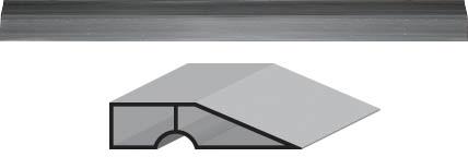 Правило трапециевидное Иплана, 1 м09010Правило трапециевидное Иплана используется для выравнивания больших поверхностей полов и стен.