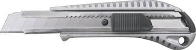 Нож FIT c системой фиксации лезвия Auto-lock, 18 мм (металлический корпус)