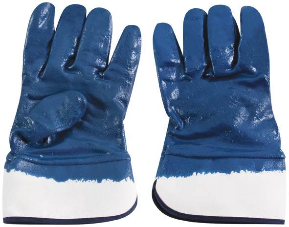 Перчатки рабочие с нитриловым покрытием12425Перчатки рабочие с нитриловым покрытием обеспечивают максимальную защиту от механических повреждений. Рекомендованы для тяжелых работ со значительными механическими нагрузками.