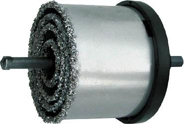 Коронка кольцевая по кафелю карбидная Профи FIT, 33-53-67-73-83 мм, 5 шт