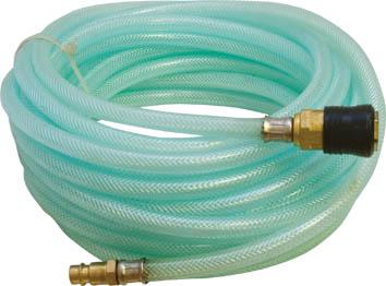 Шланг-удлинитель FIT, 10 м. 8116381163Витой шланг-удлинитель FIT применяется для подачи воздуха к пневматическому инструменту. Изготовлен из армированного ПВХ, отличается прочностью и удобством эксплуатации. Имеет коннектор с типом соединения байонет. Качество исполнения предотвращает перегибы и увеличивает удобство при использовании и хранении.