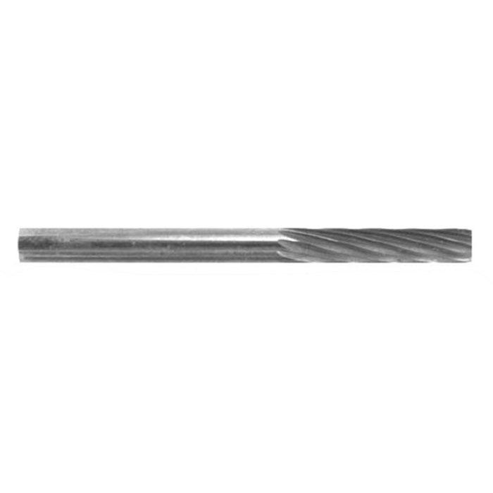 Шарошка по металлу FIT, цилиндрическая, 3 мм