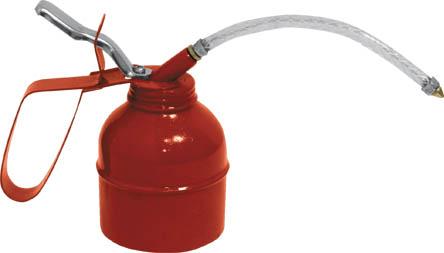 Масленка FIT с гибким наконечником, 300 мл64960Масленка FIT с гибким наконечником используется для смазки и заливки технических жидкостей в труднодоступные места.
