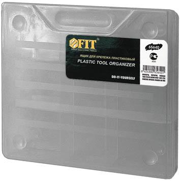 Ящик для крепежа FIT, 18,5 x 16 x 4 см