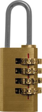 Замок навесной FIT кодовый. 6718967189Навесной кодовый замок FIT прочный надежный замок небольших размеров, применяемый для запирания дорожных сумок и чемоданов, а также для защиты от кражи велосипедов и детских колясок. Корпус выполнен из латуни и защищен специальным покрытием от вредных воздействий окружающей среды. Благодаря кодовому замковому механизму из 4 дисков обеспечивается надежность закрытия замка.