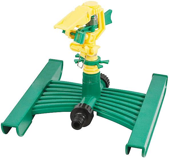 Распылитель импульсный FIT на подставке, цвет: зеленый, желтый. 77356