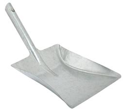 Совок для мусора металлический, 24см х 36 х 5 см11737-AСовок выполнен оцинкованного железа, предназначен для сбора мусора и пыли при уборке помещений. Он оснащен эргономичной ручкой. Характеристики: Материал: оцинкованное железо. Размер рабочей поверхности совка: 24 см х 22,5 см. Длина ручки совка: 16 см. Размер упаковки: 24 см х 36 см х 8 см Артикул: 11737-А