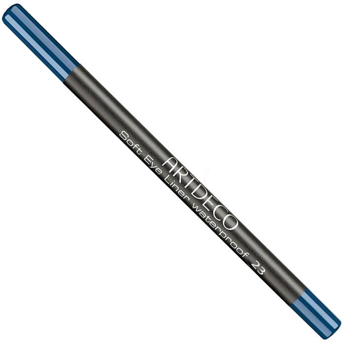 Artdeco Карандаш для век водостойкий Soft Eye Liner Waterproof, тон №23, 1,2 г221.23Мягкий водостойкий карандаш для век Artdeco Soft Eye Liner Waterproof - экстремально стойкий карандаш с мягкой комфортной текстурой и антиоксидантными компонентами в составе формулы. Не имеет отдушки и подходит людям с чувствительными глазами. Характеристики: Вес: 1,2 г. Тон: №23. Производитель: Германия. Артикул: 221.23. Товар сертифицирован.