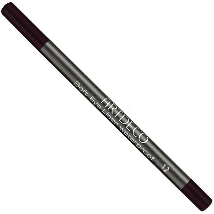 Artdeco Карандаш для век водостойкий Soft Eye Liner Waterproof, тон №12, 1,2 г221.12Мягкий водостойкий карандаш для век Artdeco Soft Eye Liner Waterproof - экстремально стойкий карандаш с мягкой комфортной текстурой и антиоксидантными компонентами в составе формулы. Не имеет отдушки и подходит людям с чувствительными глазами. Характеристики: Вес: 1,2 г. Тон: №12. Производитель: Германия. Артикул: 221.12. Товар сертифицирован.