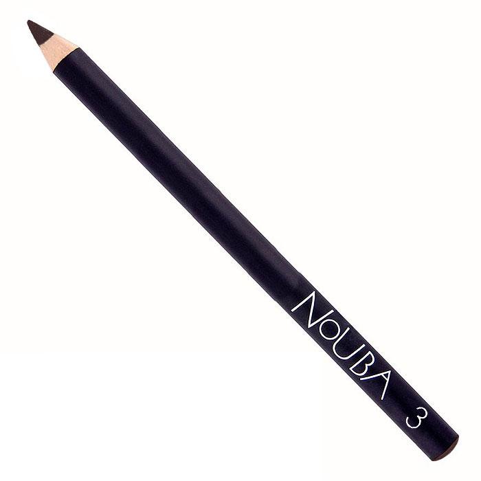 Nouba Карандаш для век Eye Pencil, тон №03, 1 гN02203Классический карандаш для век Nouba Eye Pencil создает идеальные стрелки и четкие контуры. Его волшебные цвета с потрясающе устойчивым эффектом держатся в течение всего дня. Карандаш идеально подходит для чувствительных глаз. Пальмовое масло, глицерин - смягчает, увлажняет; Карнаубский, канделийский воски - устойчивость, легкое нанесение.