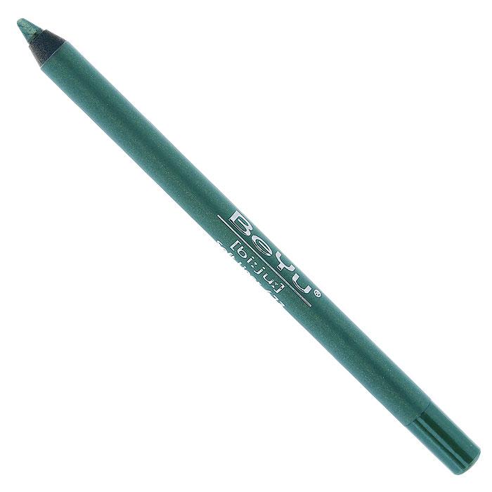 BeYu Карандаш для глаз Soft Liner, универсальный, тон №666, 1,2 г34666Мягкая текстура карандаша Soft Liner легко и приятно наносится на нежную кожу век. Уникальный состав на основе масел. Абсолютно гипоаллергенен. Благодаря стойкой формуле карандаш фиксируется уже через минуту и становится водостойким. При этом он легко растушевывается, оставляя на веках насыщенный ровный цвет. Огромная цветовая палитра дает простор для творчества, а удобная пластиковая упаковка защищает грифель от сколов.
