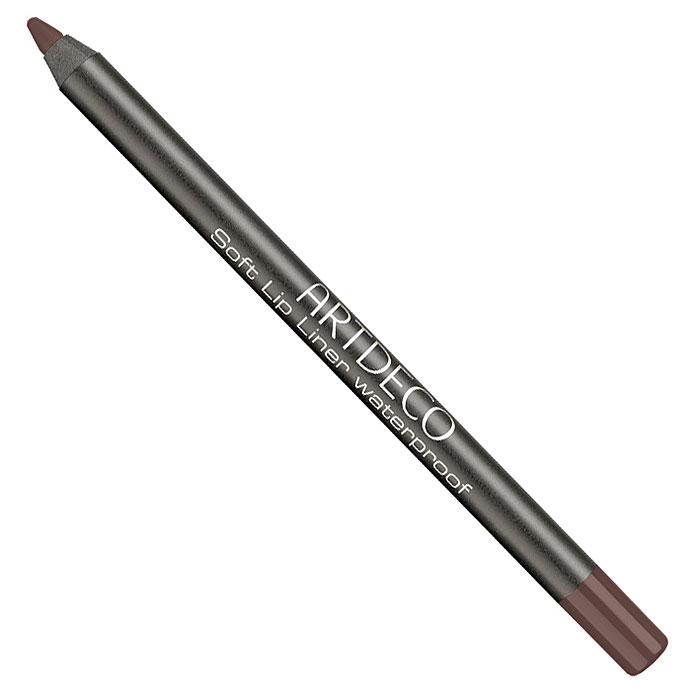 Artdeco Карандаш для губ водостойкий Soft Lip Liner Waterproof, тон №18, 1,2 г172.18Мягкий водостойкий карандаш для губ Artdeco Soft Lip Liner Waterproof обладает высоко-пигментированной формулой, которая содержит натуральные антиоксиданты. Приятная кремообразная консистенция карандаша наносится легко и гладко, быстро фиксируется. Прекрасная находка для комбинированной, склонной к жирности кожи. Он будет незаменим при занятиях спортом и на отдыхе. Характеристики: Вес: 1,2 г. Тон: №18. Производитель: Германия. Артикул: 172.18. Товар сертифицирован.