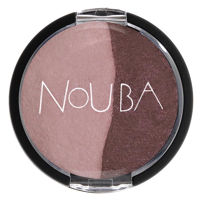 Nouba Тени для век Double Bubble, 2 цвета, тон №21, 2 гN25321Тени для век Nouba Double Bubble имеют прозрачную, как шифон, текстуру, на основе инновационной формулы без талька, с невероятной естественной насыщенностью цвета, придает взгляду особую выразительность. Входящие в состав витамин Е и масло жожоба бережно ухаживают за кожей век. Для легкого сияющего макияжа, благодаря уникальной технологии запекания, тени можно наносить невероятно-тонким слоем. Для получения яркого и насыщенного цвета используйте нанесение увлажненным аппликатором (прилагается).
