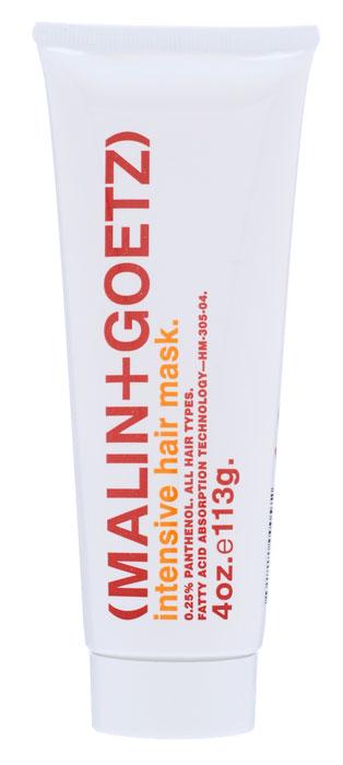 Malin+Goetz Маска - кондиционер для волос, интенсивного действия, 113 гMG047Универсальная интенсивная маска -кондиционер для волос содержит жирные кислоты, натуральные растительные экстракты и протеины аминокислот пшеницы для восстановления сухих, поврежденных и химически обработанных волос. Это инновационное укрепляющее лечение помогает восполнить влагу и восстановить поврежденные волосы, не накапливаясь на волосах и бережно распутывая волосы. Богатые питательными веществами виноградные косточки укрепляют и защищают волосы и кожу головы, а семена пенника лугового питают волосы, делая их мягкими, блестящими и здоровыми. Может использоваться в качестве лечебной маски, кондиционера для ежедневного использования или как несмываемый кондиционер для кончиков волос. Имеет натуральный аромат и цвет. Отличное дополнение к ежедневному уходу за волосами и кожей головы. Не содержит хлорид натрия и подходит для химически выпрямленных волос.