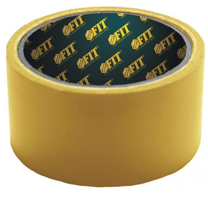 Лента двухсторонняя Fit, укрепленная тканью, 48 мм х 10 м11832Лента двухсторонняя Fit предназначена для фиксации стыков линолеума, ковровых покрытий, склеивания различных поверхностей.