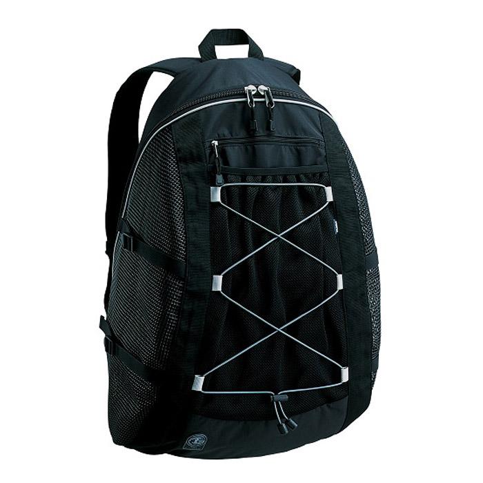 Рюкзак Tusaдля подводного снаряжения, цвет: черный. TS MBP-1TS MBP-1Вместительный, удобный и прочный сетчатый рюкзак для переноски снаряжения для сноркелинга или дайвинга на пляж. Он имеет водонепроницаемую спинку, которая защитит вас от соприкосновения с мокрым снаряжением. 100% нейлон с сетчатыми вставками; Регулируемые плечевые лямки; Водонепроницаемая спинка; Одна ручка сверху для переноски; Закрытые сеткой дренажные отверстия на дне.