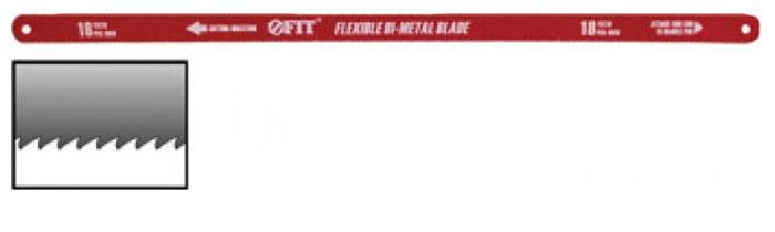 Полотно по металлу FIT, 30 см, 18 Т, 2 шт